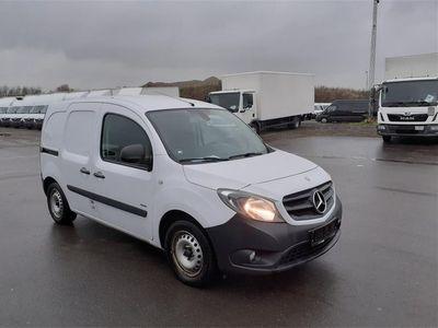 brugt Mercedes Citan 111 Lang 1,5 CDI 110HK Van 2016