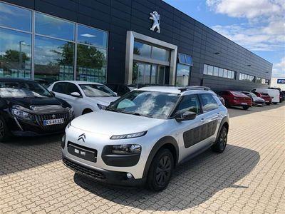 brugt Citroën C4 Cactus 1,6 Blue HDi Challenge start/stop 100HK 5d