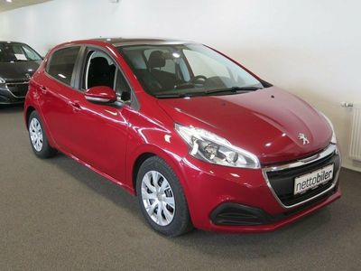 used Peugeot 208 1,6 BlueHDi 100 More
