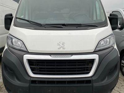 brugt Peugeot Boxer 330 L2H1 2,0 BlueHDi Premium 130HK Van 6g