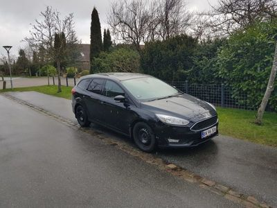 brugt Ford Focus Business Edition, 1.5 TDCi, Stationcar, Aut. gear.