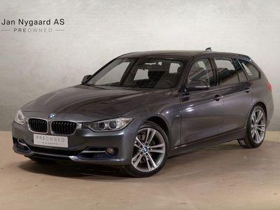 brugt BMW 330 d 3,0 Touring Sport Line aut.