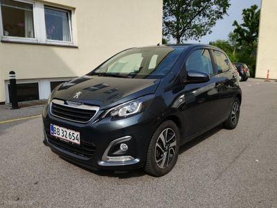 gebraucht Peugeot 108 1,0 e-Vti Intense 69HK 5d