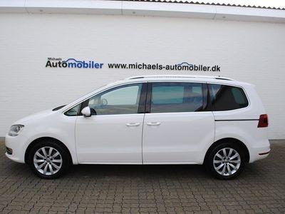 brugt VW Sharan · 2,0 TDi 136 Highline BMT · 5 d¸rs