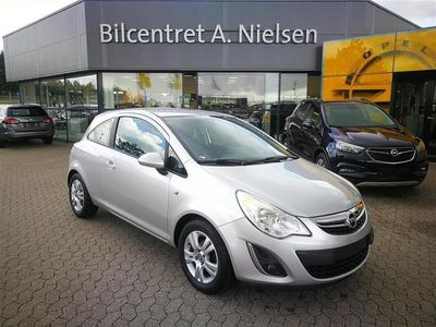 brugt Opel Corsa 1,3 CDTI Cosmo Edition Start/Stop 95HK 3d