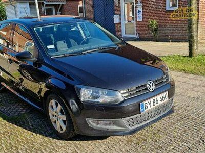 brugt VW Polo 1.2 tsi 105 hk highline