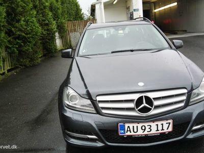 brugt Mercedes C220 T 2,0 CDI BlueEfficiency 170HK Stc 6g