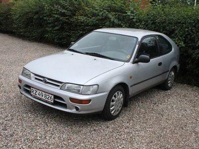 brugt Toyota Corolla 1,3 XLi 88HK 3d