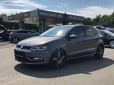 brugt VW Polo 1,2 TSi 110 Highline BMT