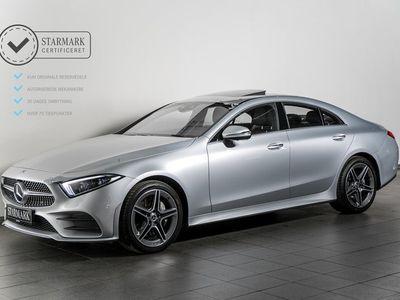 brugt Mercedes CLS450 3,0 aut. 4-M