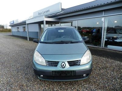 brugt Renault Scénic 1,9 DCI Comfort Authentique 120HK Van 6g