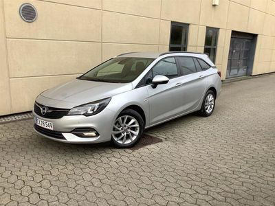 brugt Opel Astra Sports Tourer 1,5 Turbo Euro Limited 122HK Stc 6g A++