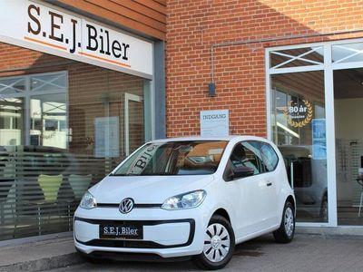 brugt VW up! 1,0 MPI BMT Take 60HK 3d A+