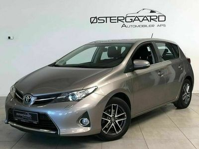 brugt Toyota Auris 1,6 T2+