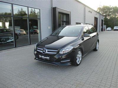 brugt Mercedes B200 1,6 Business 156HK 6g