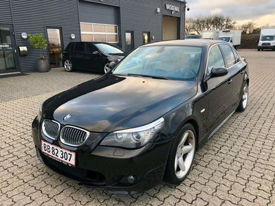 second-hand BMW 520 i