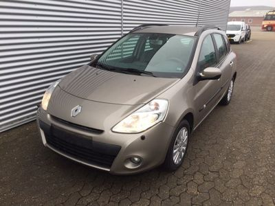 brugt Renault Clio III 1,2 16V TCe Expression ST