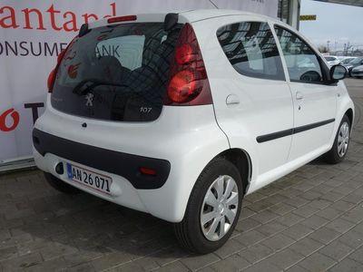 brugt Peugeot 107 1,0 Cool 68HK 5d