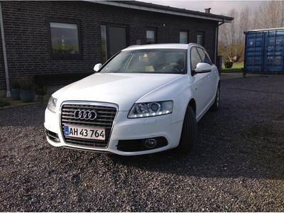 brugt Audi A6 2,0 S-line Avant TDI