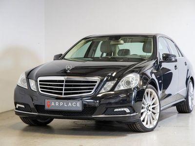brugt Mercedes E350 0 CDi Elegance aut. BE