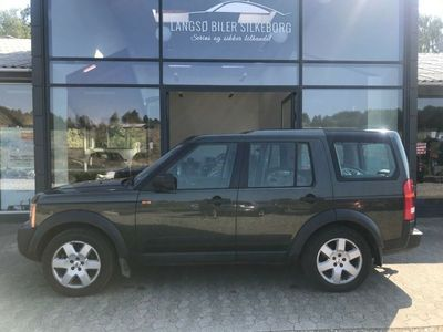 brugt Land Rover Discovery 3 2,7 TDV6