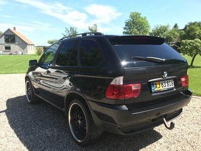 brugt BMW X5 UOPLYST 3,0