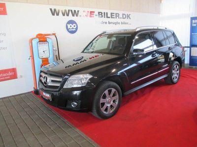 usado Mercedes GLK220 2,2 CDi BE Van