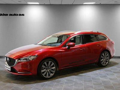 gebraucht Mazda 6 2,2 Sky-D 150 Optimum stc.