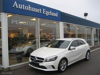 käytetty Mercedes A200 1,6 156HK 5d 6g