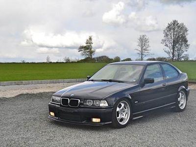 brugt BMW 323 Compact 2,5 TI M-TEKNIK SPORT