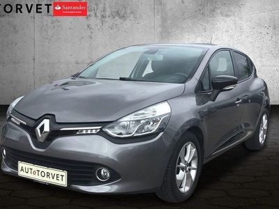 brugt Renault Clio IV 1,5 dCi 90 Limited