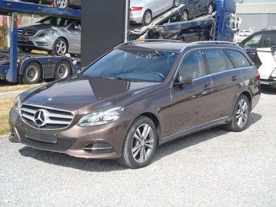 brugt Mercedes E300 0 BlueTEC stc. aut.