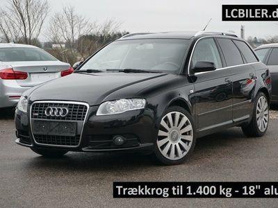 brugt Audi A4 1,8 T 163 S-line Avant