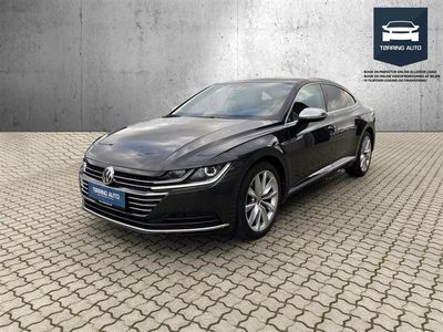 brugt VW Arteon 1,5 TSI EVO ACT Elegance Business DSG 150HK 5d 7g Aut. - Personbil - Grå