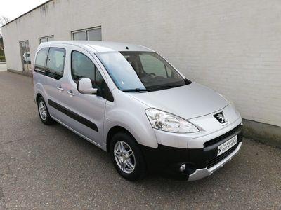 usata Peugeot Partner 1,6 HDI Tepee Comfort Plus 90HK