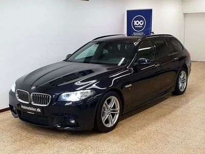 brugt BMW 520 d 2,0 Touring M-Sport aut.
