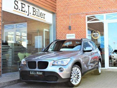brugt BMW X1 23D 2,0 D 4x4 204HK 5d 6g Aut. D