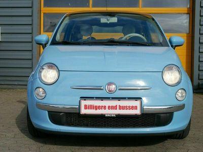 brugt Fiat 500 0,9 TwinAir 85 Lounge