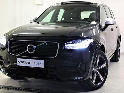 brugt Volvo XC90 2,0 T6 R-design AWD 310HK 5d 8g Aut.