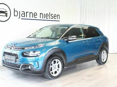brugt Citroën C4 Cactus 1,6 BlueHDi 100 SkyLine