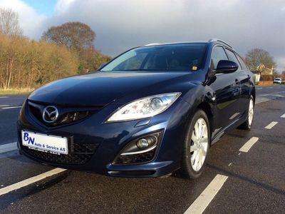 gebraucht Mazda 6 2,2 DE 129 Sport st.car
