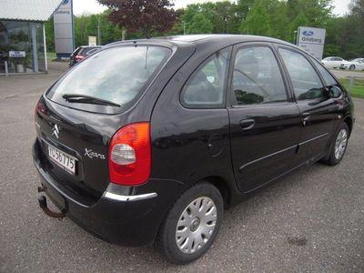 brugt Citroën Xsara Picasso 1,6i 16V 110 Exclusive 5d