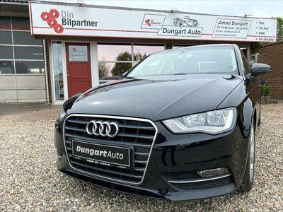 brugt Audi A3 TFSi 140 Ambition