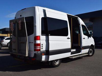 brugt Mercedes Sprinter 316 CDI Aut 163HK