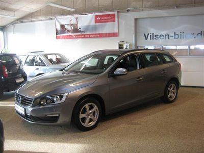 brugt Volvo V60 2,0 D2 Eco Kinetic 120HK Stc 6g