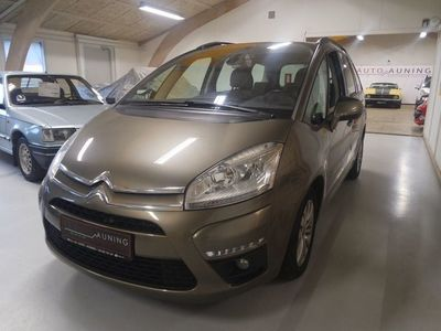 brugt Citroën Grand C4 Picasso 2,0 HDi 138 VTR E6G Pack 7prs