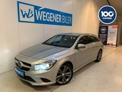 brugt Mercedes CLA200 2,2 CDi SB aut.
