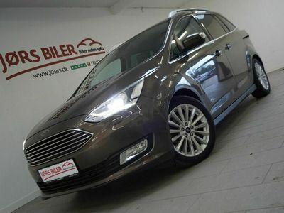 brugt Ford Grand C-Max 2,0 TDCi 150 Titanium