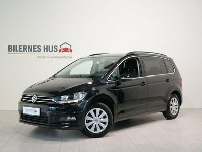 usata VW Touran 1,6 TDi 115 Comfortl. Connect DSG