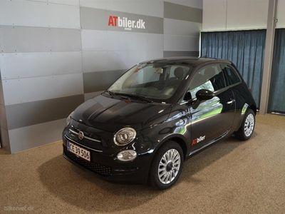 usata Fiat 500 1,2 Eco Black Friday Start & Stop 69HK 3d
